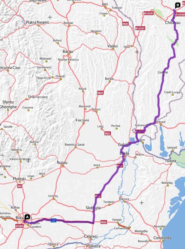 Harta Si Localizare Cricova Directii Coordonate Gps Harta